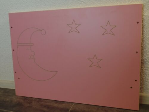 Babybett Gitterbett Kinderbett Set Komplett 5 Farben 70x140 Schublade UMBAUBAR !