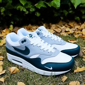 Details about NIKE AIR MAX 1 LV8 DARK TEAL GREEN (DH4059-101) BRAND NEW US 9