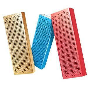 Altavoz-Inalambrico-Xiaomi-Mi-Bluetooth-Speaker-Wireless-Tube-Speakers-Rojo-ES