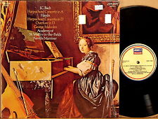 LONDON TREASURY JC Bach Haydn MALCOLM Harpsichord MARRINER Shrink STS-15172 NM-