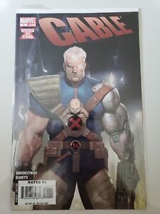CABLE-1-2008-MARVEL-COMICS-X-MEN-BABY-HOPE-SUMMERS-1ST-PRINT-X-FORCE
