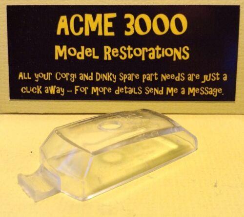 Dinky 140 Morris 1100 Sedán reproducción unidad de ventana de plástico transparente REPRO