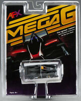 Afx 70303 Audi R10 Black Megag Chassis Ho Slot Car Mega-g For Autoworld Lifelike
