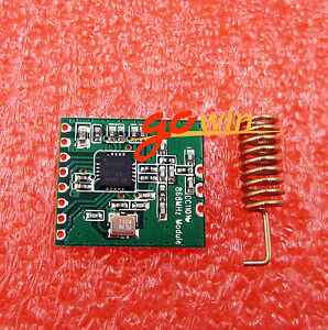 CC1101-wireless-module-Long-Distance-Transmission-Antenna-868MHZ