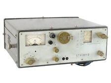 Stv 301 2 015mhz 30mhz Selective Microvoltmeter Veb Messelektronik Gdr Rft