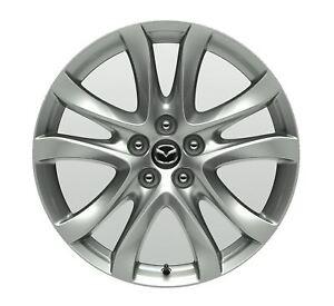 Genuine Mazda 6 2012-on 19ins Alloy Wheel Design 149  9965-08-7590-CN