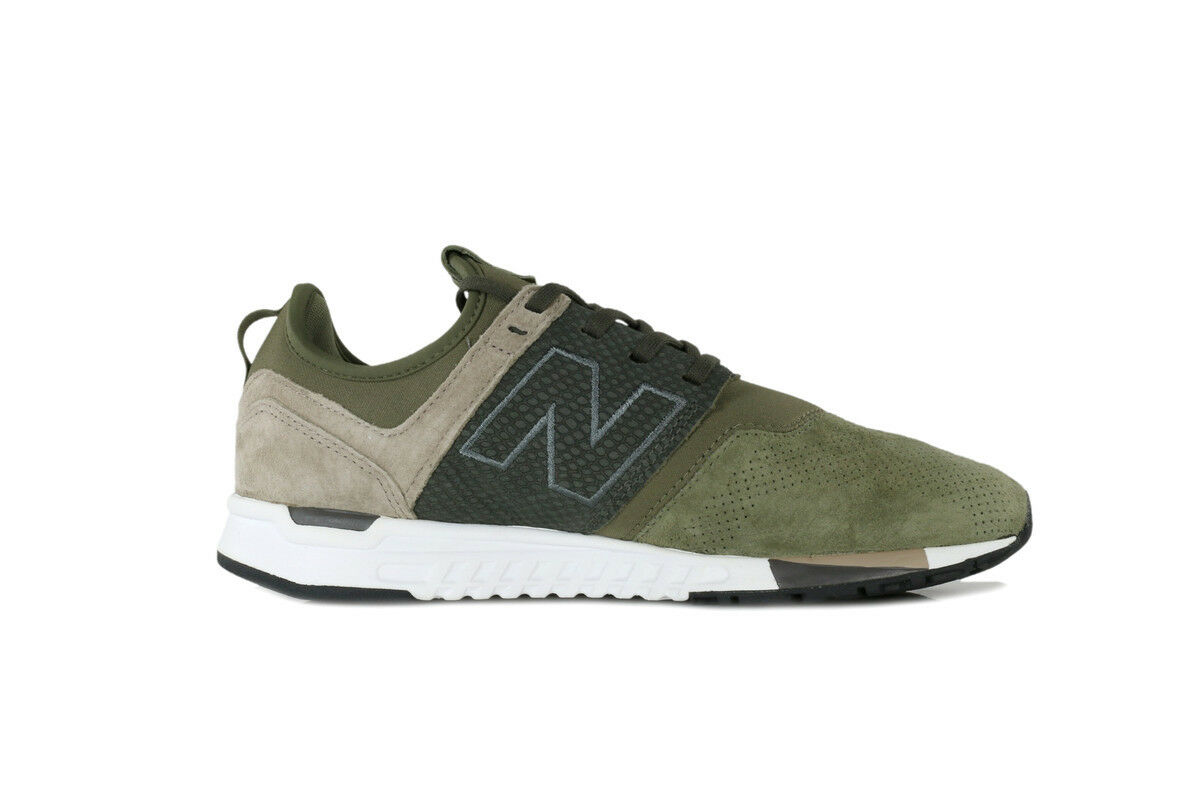 Men's Brand New Lifestyle Mode DE VIE Athletic Fashion Wear Sneakers [MRL247RG]