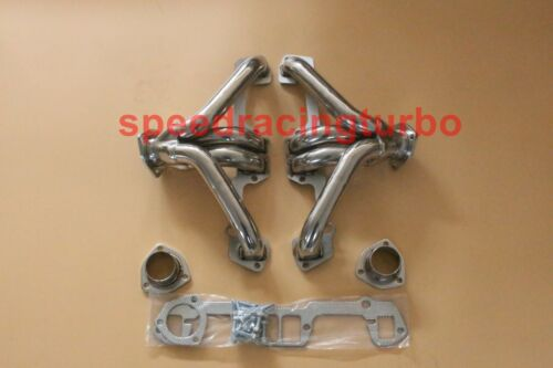 Exhaust Headers Fits Dodge Plymouth Small Block 273-360 5.2//5.6 For shorty