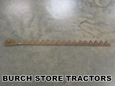 C22 Sickle Bar Mower Blade For Ih Farmall Cub Tractors