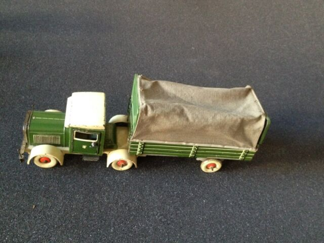 TCO Tippco Lastwagen LKW mit Plane   33 cm um 1935