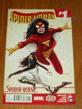 SPIDERWOMAN #1 MARVEL COMICS
