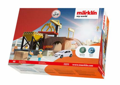 Märklin 72211 Märklin my world Güterverladebahnhof Neuware