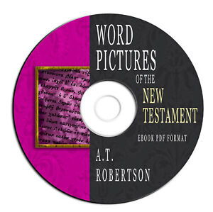 Word pictures new testament a t robertson bible commentary study image is loading word pictures new testament a t robertson bible commentary fandeluxe Images