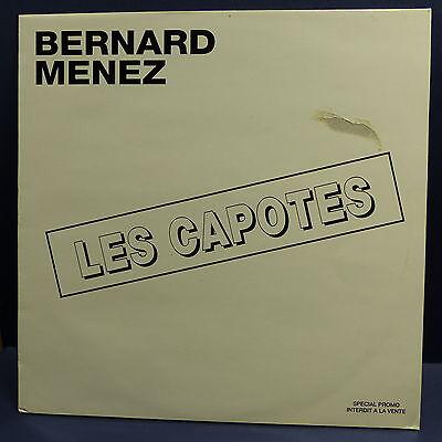 """MAXI 12"""" BERNARD MENEZ Les capotes PROMO 337010"""