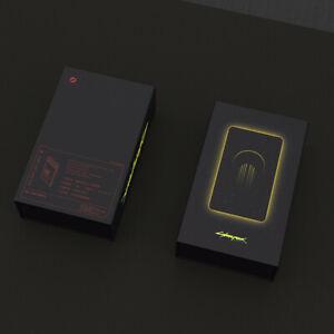 24 pcs Cyberpunk 2077 Cosplay Tarot Card Board Game Card Prop Collectibles Gift