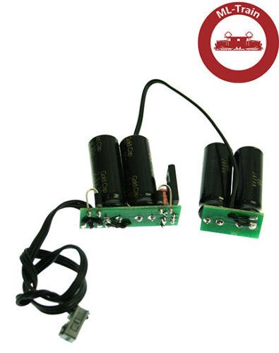 Standgeräusch Spannungsversorgung Puffer LGB 65000-65004 ML-Train 81501001 NEU