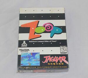 Zoop-Atari-Jaguar-Brand-New-Factory-Sealed