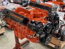 Chevy 53 500hp Complete Crate Engine Pro Built 366 370 Lq Ls2 Ls6 62 Ls3