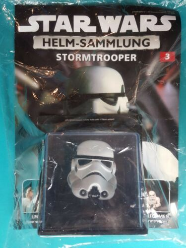 Star Wars Helm-Sammlung Nr.3 Stormtrooper   OVP