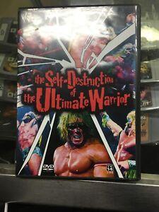 THE-SELF-DESTRUCTION-OF-THE-ULTIMATE-WARRIOR-DVD-WWE-WWF-WRESTLING