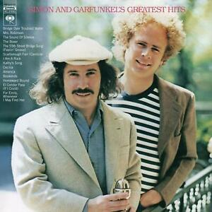 Simon-amp-Garfunkel-Greatest-Hits-LP-Vinyl-Record-Mrs-Robinson-Homeward-Bound