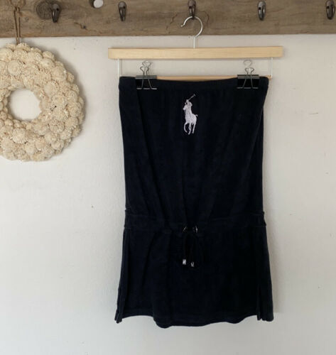 Vintage Ralph Lauren Terry Cloth One Piece Skirt R