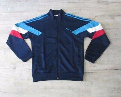 Adidas Originals Palmeston Veste de Survêtement neuf avec étiquettes Bleu Marine Taille S DJ3459 | eBay