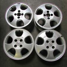 Set 4 cerchi in lega 6Jx15 4x100 ET49 0020828 Opel Astra G 98-04 16646 99-10-D-2
