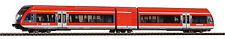 Piko N-Dieseltriebwg. GTW 2/6 BR 646 Stadler, DB AG, Ep. VI
