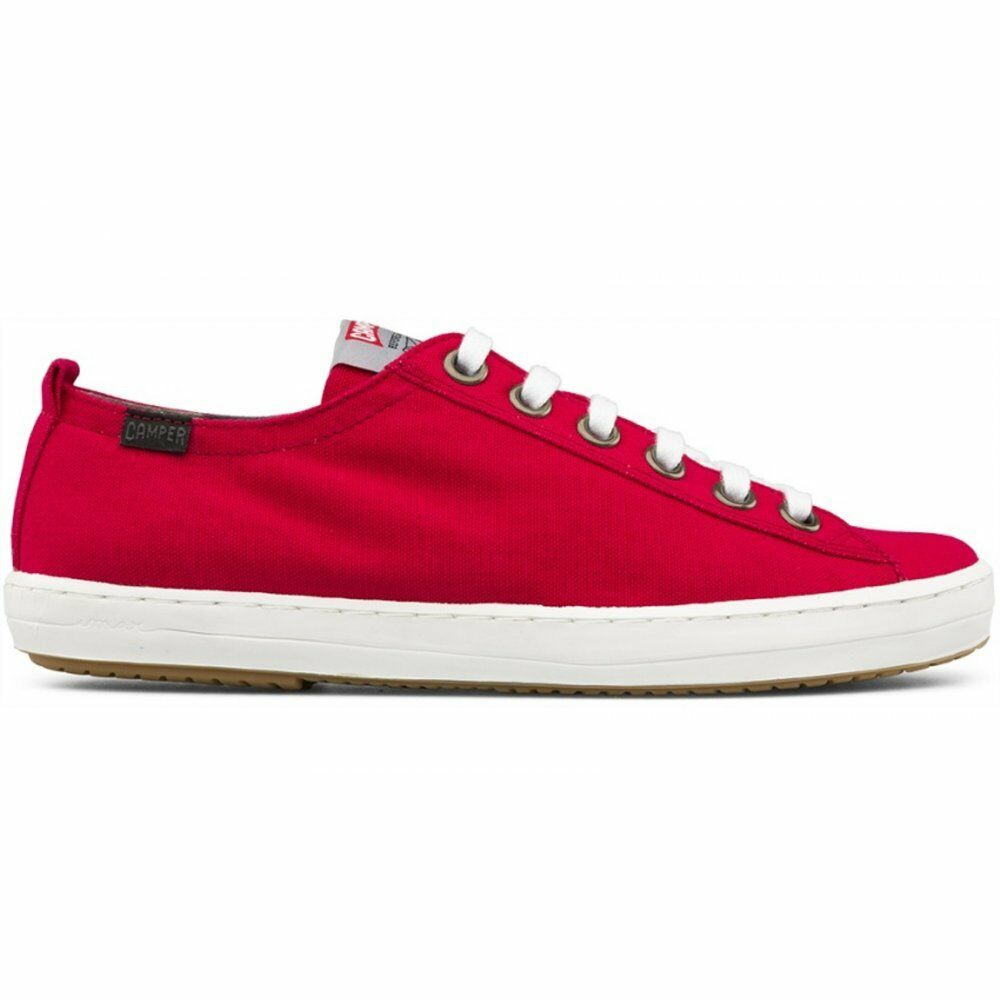 Camper Imar Brisa Happines / Imar Balnco - Toffee / Red (N97) Womens Shoes