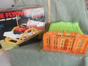 THE-FLYOVER-TUMBLING-JEEP-SET-BRAND-NEW