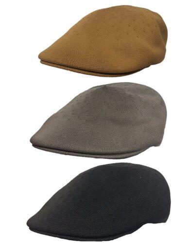 KANGOL Mens Recycled Tropic 507 Ivy Caps /& Flat caps K0852CO
