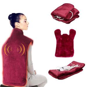 Flannel Relief Wrap Neck Shoulder Back Pain Relief Massage