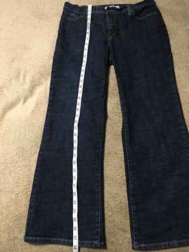 hommes 16p Strauss Cut A1 Taille Botte Jeans pour Co Bleu Occasions Moyen Levi B6IO6
