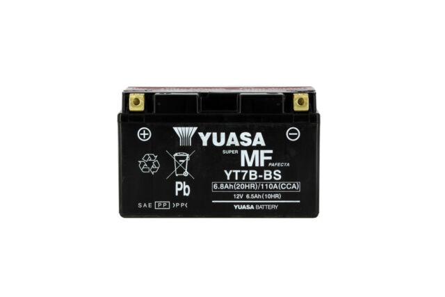 Batterie YT7B-BS 12v 6.5ah Can-am Ds Yuasa 450 x 2008-2012