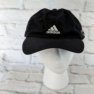 27bb387f770 Adidas Climaproof Storm Running hat cap Black Size Large polyester ...