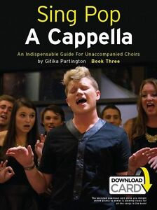 Details about Sing Pop A Cappella Choir Songs Bill Withers ADELE SATB VOCAL  CHORAL Music Book