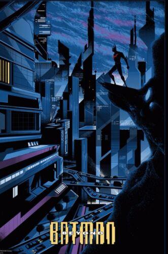 Batman Beyond  F Movie Poster 13x19 inches
