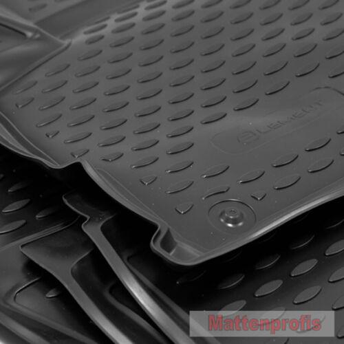 Mp alfombrillas de goma goma tapices tpe 3d para mitsubishi outlander III año 05//2012 nov