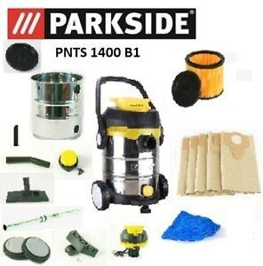 Pnts 1400 B1 Ian 66443 Parkside Wet Dry Vacuum Cleaner