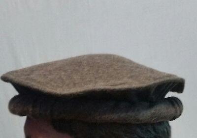 Pakol  100/%Wool Afghani pakul Hat Chitrali cap Hand Made