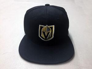 Las-Vegas-Golden-Knights-Snap-Back-Cap-Hat-Embroidered-Adjustable-Flat-Bill