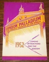 ORIGINAL LONDON PALLADIUM HANDBILL FLYER GUY MITCHELL