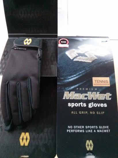 Tennis Handschuhe Premium Premium Premium Kinder Junior Macwet Schwarz Climatec + Viele Free Kit 9cad74