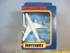 Matchbox Modèle No.sb 10 Boeing 747 Virgin Airliner Mib Sky Buster