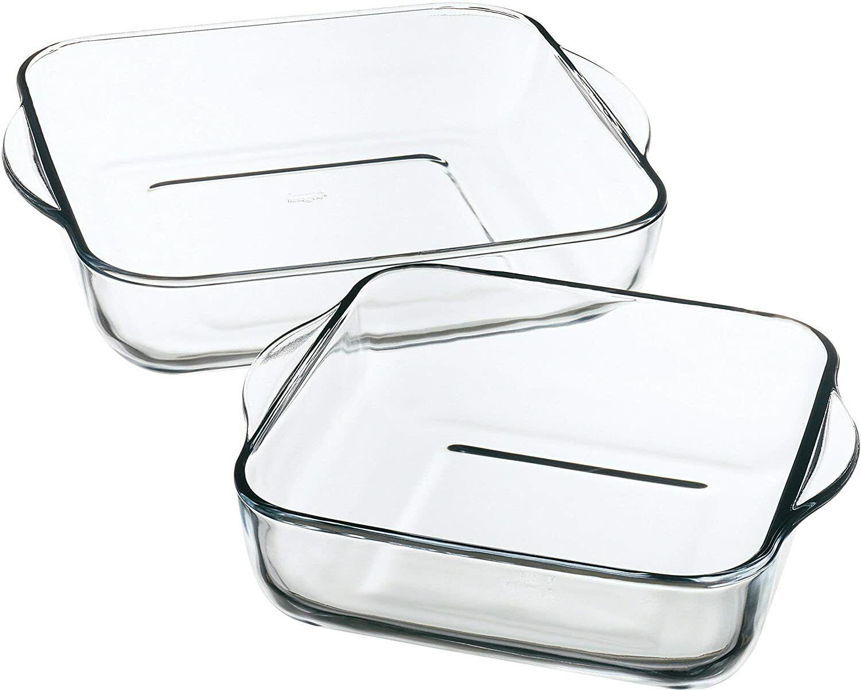 borcam glas backform auflaufform servierform