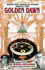 What You Should Know About the Golden Dawn by Israel Regardie (Paperback, 1983)