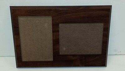 Blank Cherry Wood Hanging Award Plaque + FREE SHIPPING!