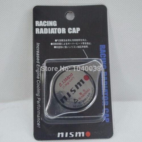 BRAND NEW JDM 1.3bar 9mm Nismo Racing Radiator Cap GTR 370Z 350Z G35 G37 SILVIA