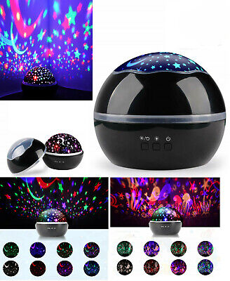 USB Magic Star Projector Mini Desktop Humidifier: Buy USB